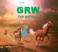 "Front cover of the CD I designed for the band ""GRW"""